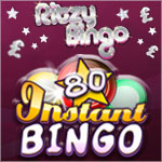 Discover 80 ball instant fun at Ritzy Bingo