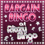Ritzy Bingo Bargain Game Paradise