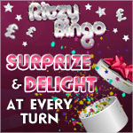 Ritzy Bingo Surprise and Delight at Every Turn