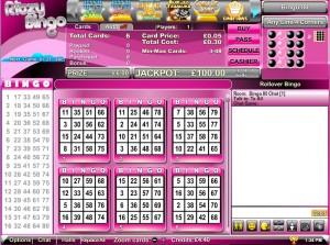 Ritzy Bingo - 80 Ball Bingo Hall