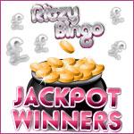 Two big slots winners at Ritzy Bingo